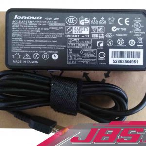 charger laptop lenovo 20v 2.25a usb